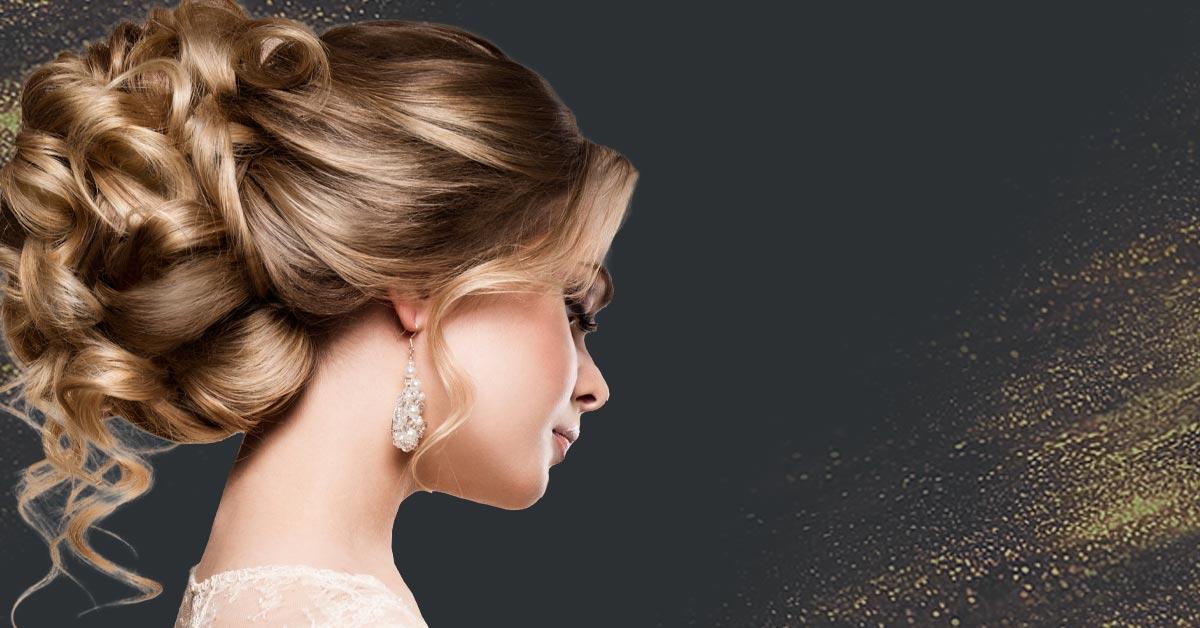 Best Salon for Wedding Hair in Bexley