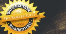 The Pamper Suite Guarantee & Promise
